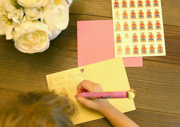 Authentic Writing for Kids-Pen Pal Letters