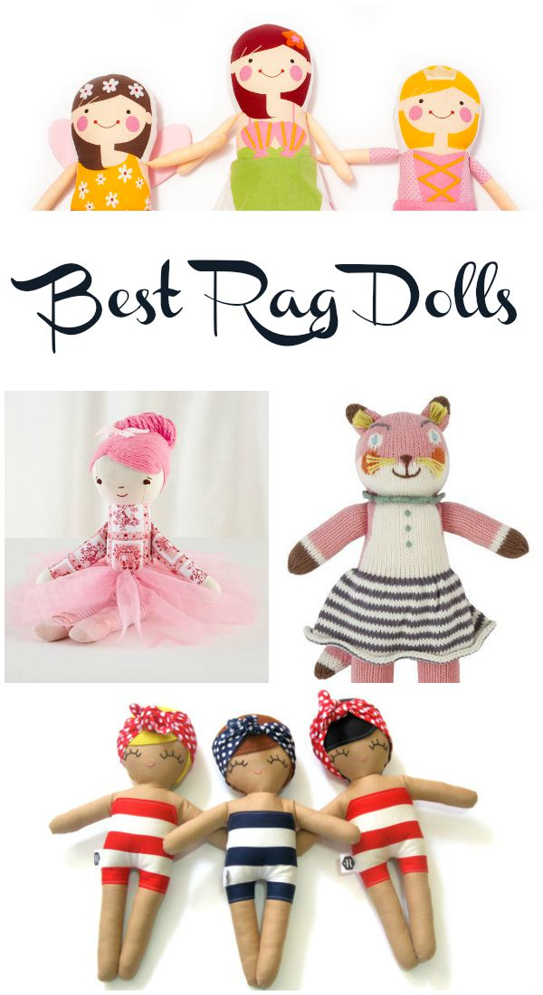 Best Rag Dolls-Find the perfect dolly gift for Christmas, birthdays, and more.