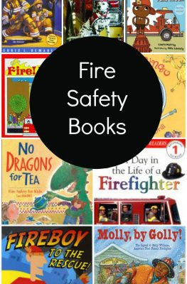 Books About Firefighters and Fire Safety