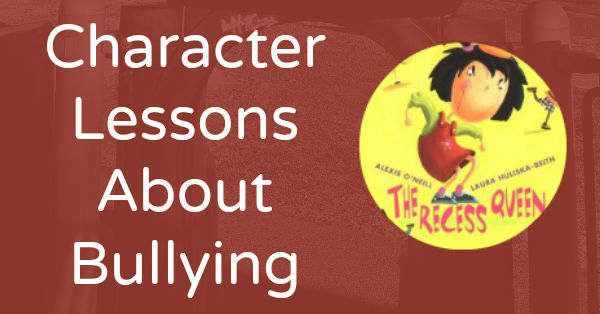 FB-Character lessons about bullying