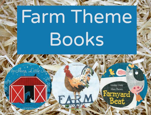 Books About the Farm