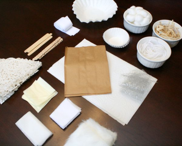 Materials for Painting on Texture