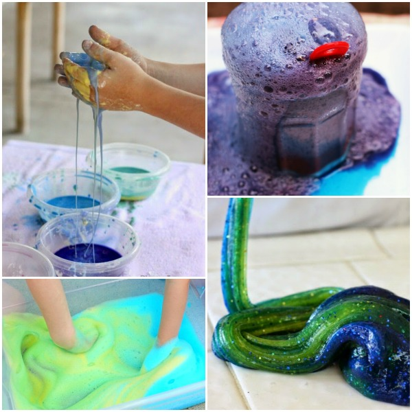 Color Mixing Ideas