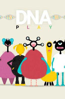 DNA Play Science App for Kids