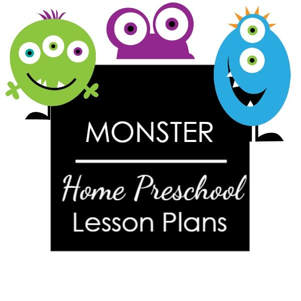 Monster Theme HP Lesson Plans-Square