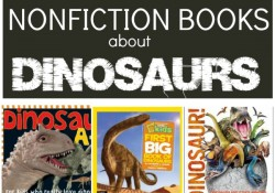 Nonfiction Dinosaur Books