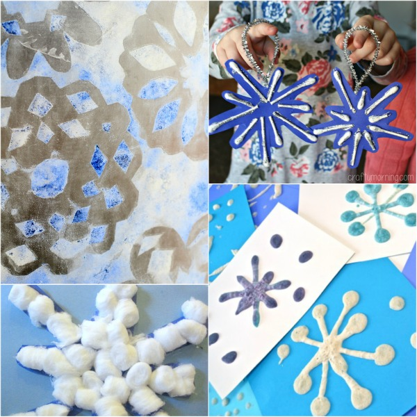 Snowflake Projects for Kids