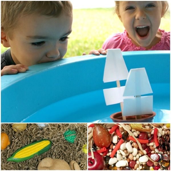 Thanksgiving Sensory Play-4