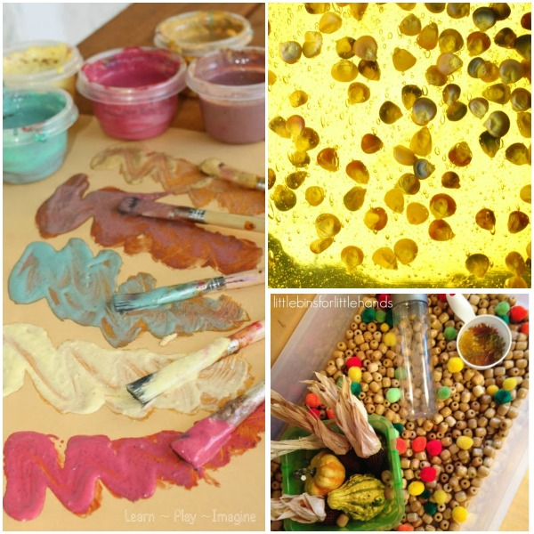 Thanksgiving sensory play-1