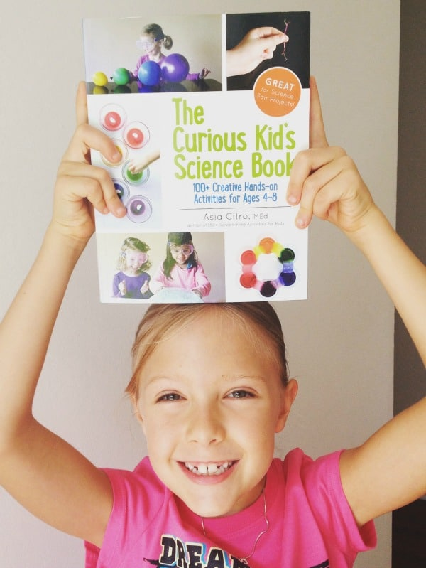 The Curious Kid's Science Book: 100+ Creative Hands-On Activities for Ages 4-8 b