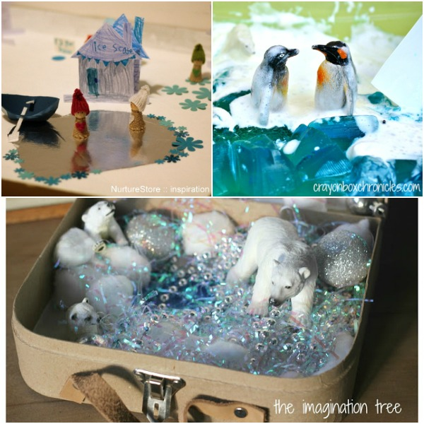 Winter Pretend Play-2