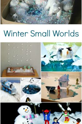Winter Small Worlds