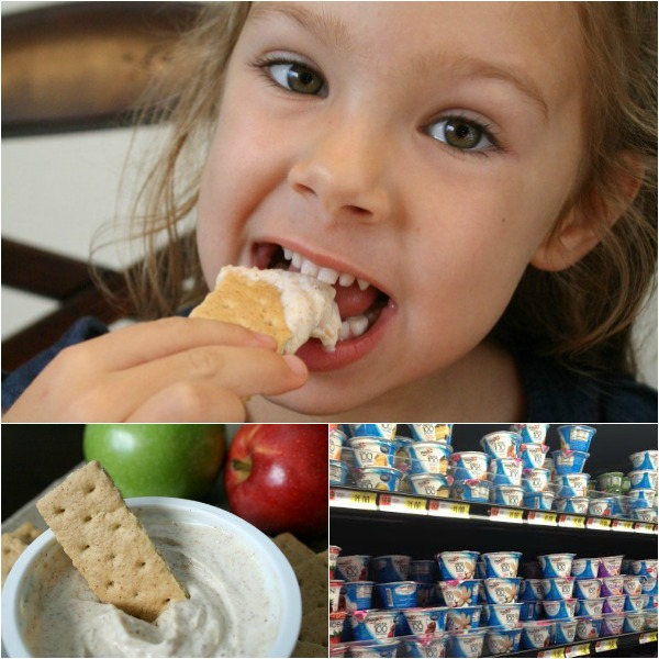Yoplait Apple Pie Dip Recipe