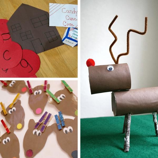 Rudolph Reindeer Activities