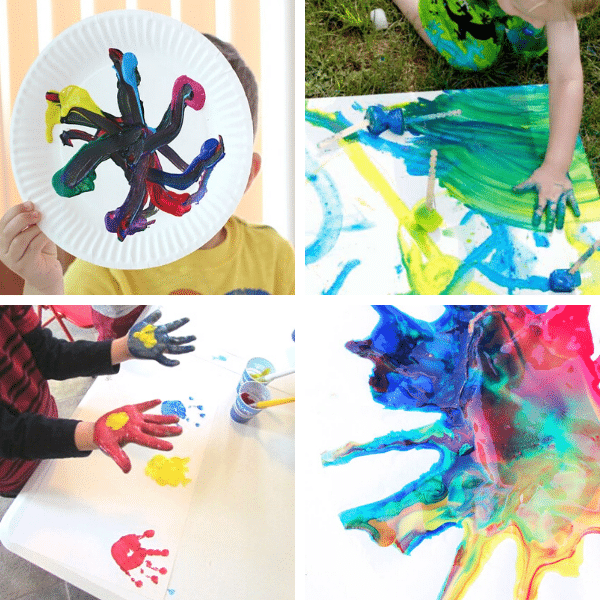 30 Fun Ideas For Mixing Colors Fantastic Fun Learning