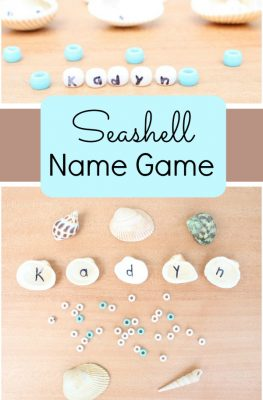 Seashell Name Game