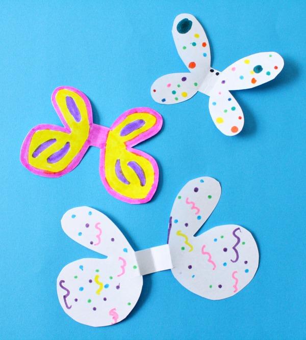 Preschool Butterfly Craft