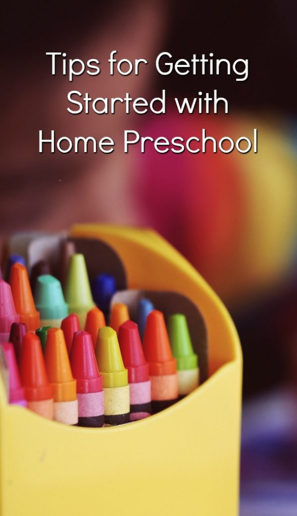 Tips for Getting Started with Home Preschool-Join our free series to get answers to your most pressing questions about teaching preschool at home.