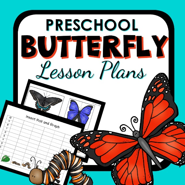 Butterfly Theme Learning and Play