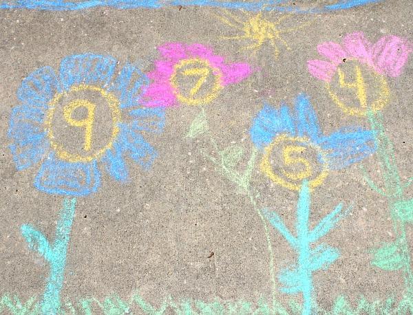 Counting Garden