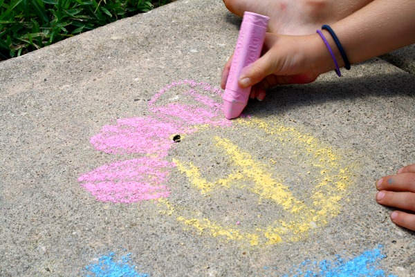 Drawing Flower Petals Counting for Preschoolers