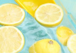 Lemon Sensory Water Play