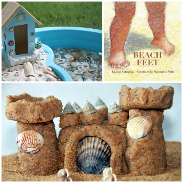 Read Play Create Beach Theme Activities for Preschoolers