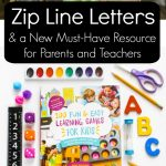 Zip Line Letters and More Learning Games for Kids