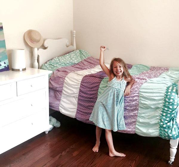 Separate Bedrooms for Siblings