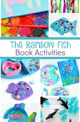 The Rainbow Fish Book Activities