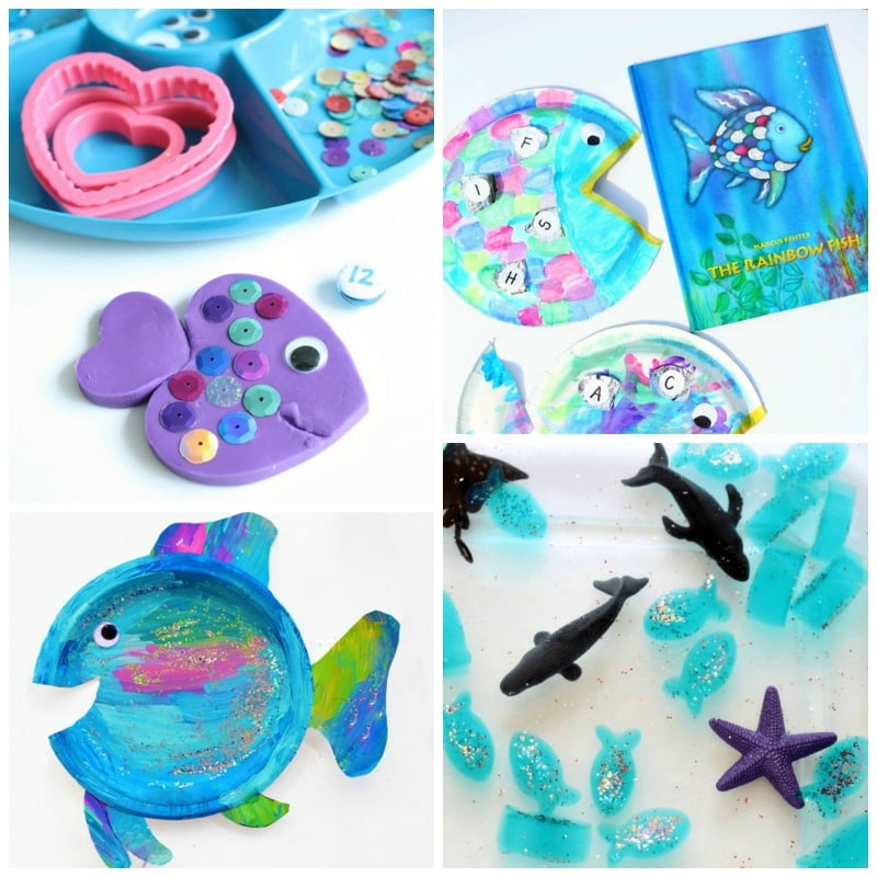 The Rainbow Fish Activities