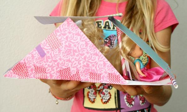 STEAM creations-paper car