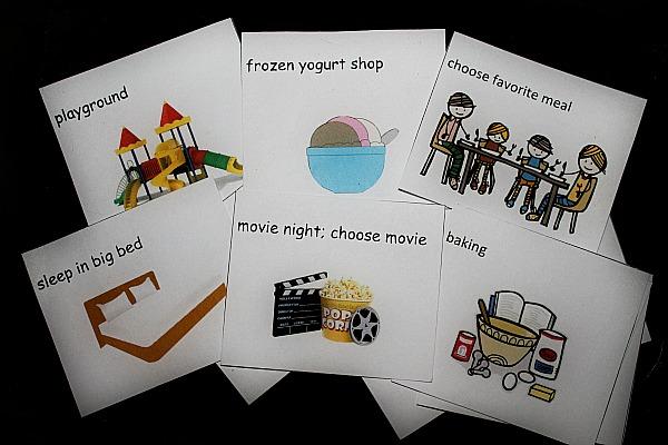 choice cards
