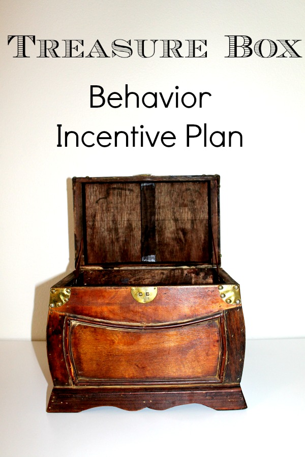 Motivate kids at home with a Treasure Box Behavior Plan. Includes free printable choice cards.