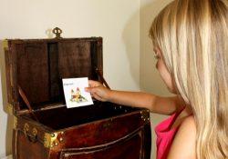 Treasure Box Incentive Behavior Plan for Home