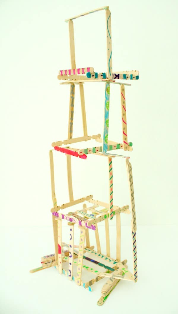 craft-stick-sculpture-project-for-kids