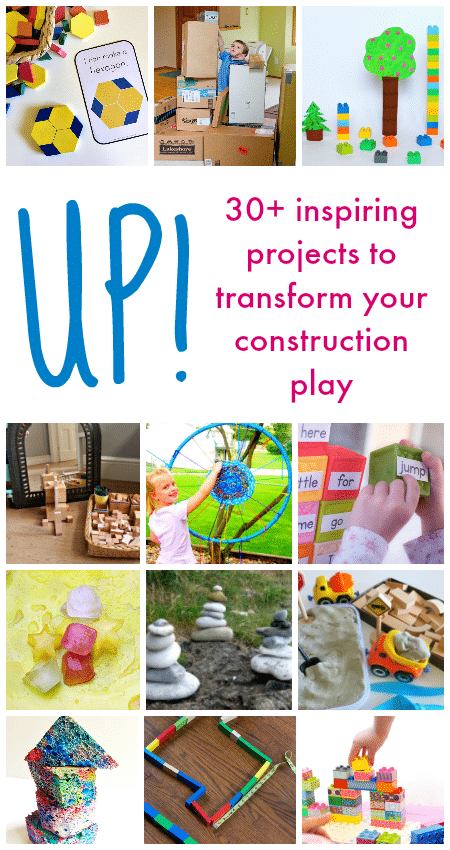 Up! Building Activities for Kids