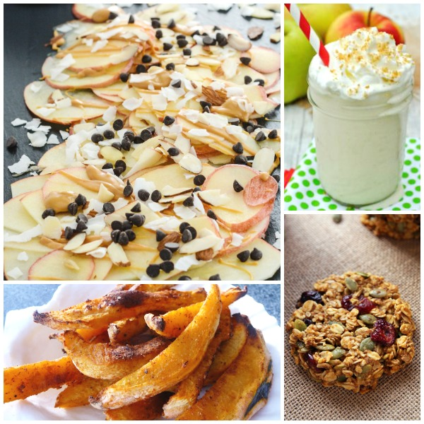 Kids Snacks for Fall