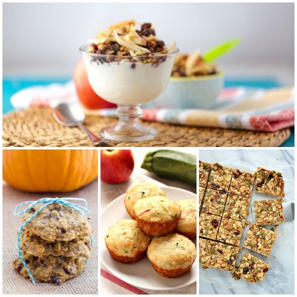 Fall Snacks and Desserts for Kids