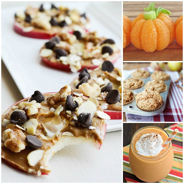 Fall Treats for Kids