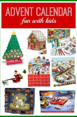 Christmas Advent Calendars and Activities