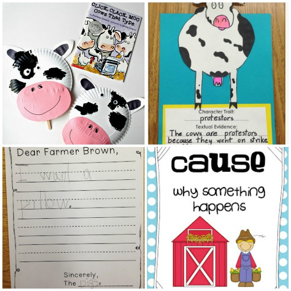 Doreen Cronin Book Activities Fantastic Fun Learning