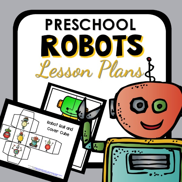 preschool-robots-lesson-plans