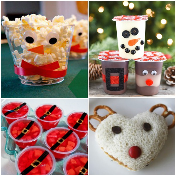 Christmas Treats For School Parties.25 Healthy Christmas Snacks Fantastic Fun Learning
