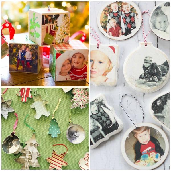 Photo Ornament Crafts