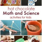 Hot Chocolate Math and Science Activities