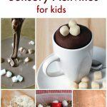 Hot Chocolate Sensory Activities