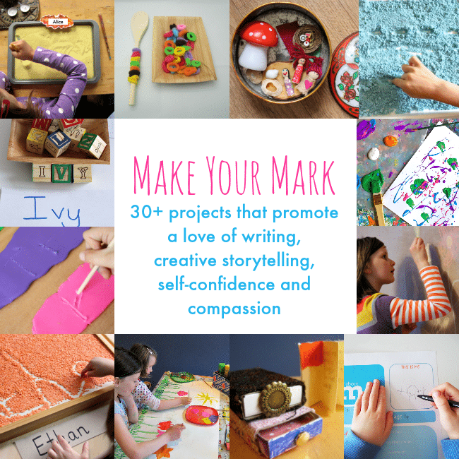 Make Your Mark Collage