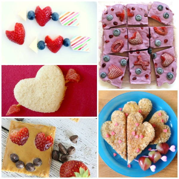 Healthy Snacks for Valentine's Day
