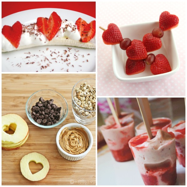 valentines day snacks for kids